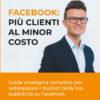 """Libro """"Facebook: più clienti al minor costo"""""""